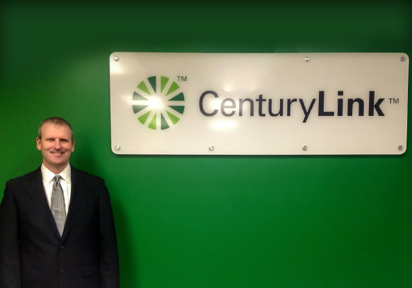 Jim Glackin, Area Vice President at CenturyLink