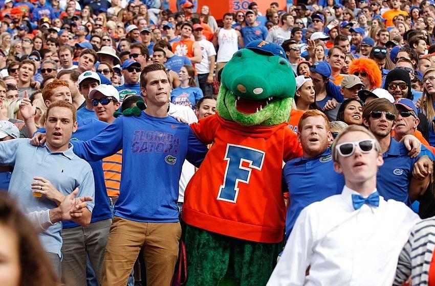 Florida gators football game